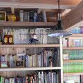 書棚・・・