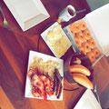 Gemeinsames Frühstück am Wochenende