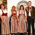 Jahr 2007: Schützenkönigin: Weidel Renate, Wurstkönig: Brunner Michael, Brezenkönigin: Vollmer Dagmar