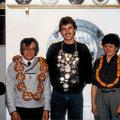 Jahr 1991: Schützenkönig: Fraundorfer Thomas; Wurstkönigin: Fraundorfer Gabriele, Brezenkönig: Hoffmann Franz