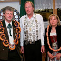 Jahr 2010: Schützenkönig: Vollmer Michael, Wurstkönigin: Vollmer Dagmar, Brezenkönig: Weidel Michael