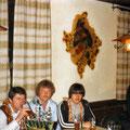 Jahr 1982, Schützenkönig Jeske Hermann, Wurstkönig Rappold Werner, Brezenkönig Weißacher Martin