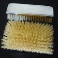 Kleiderbürste und Haarbürste Sterling Silber 1957