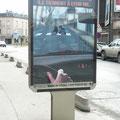 Campagne pour la prévention routière