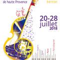 Rencontres musicales de Haute Provence