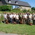 TAN du club des Rouges de Hanovre et de Bavière à La Courtine (23)