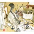 Le premier atelier ( VENDU )