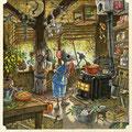La cuisine d'automne