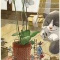 Journée jardinage ( VENDU )