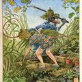 Un jardin à déchiffrer