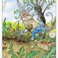 Pour une agriculture du rat bleu. (et un agriculteur hors sol)
