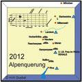 Alpenquerung 2012