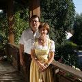 Ihre Gastgeber Rudi und Franziska
