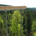 Ausflugsziel: Baumkronenweg bei St. Englmar