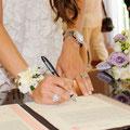 Bracelet de fleur et bouquet de mariée