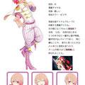 2015年3月【男装アイドル】 制作7時間(構想~下書き2時間 線画3時間 塗り2時間)