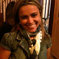 Cristovãoさんの奥様、Juliana Mouraさん☆ 初対面なのにとてもやさしくしてくださいました〜〜!