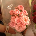 素敵な花束を頂戴しました。ありがとうございます!