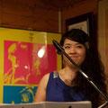 こちらも感性と情熱のフルーティスト、赤羽泉美さん