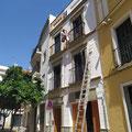 JCGC Pintores - Rehabilitación de fachadas