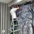 Pinturas y Aplicaciones Rodríguez - Papel pintado