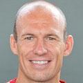 Arjen Robben アリエン・ロッベン 1984.01.23