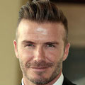 David Beckham ベッカム 1975.05.02