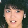 芳本美代子 1985.03.21 白いバスケット・シューズ