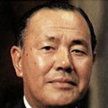 田中角栄 1918.05.04 - 1993.12.16(享年75)