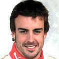 Fernando Alonso フェルナンド・アロンソ 1981.07.29