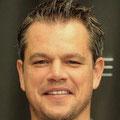 Matt Damon マット・デイモン