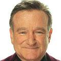 Robin Williams ロビン・ウィリアムズ  1951.07.21 - 2014.08.11(享年63)