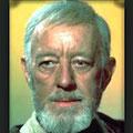 Alec Guinness アレック・ギネス 1914.04.02 - 2000.08.05(享年86)