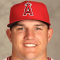 Mike Trout マイク・トラウト 1991.08.07