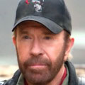 Chuck Norris チャック・ノリス 1940.03.10
