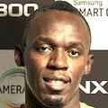 Usain Bolt ウサイン・ボルト 1986.08.21