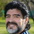 Diego Maradona ディエゴ・マラドーナ