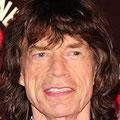 Mick Jagger ミック・ジャガー 1943.07.26