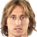 Luka Modrić モドリッチ 1985.09.09