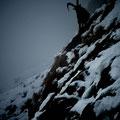 Bouquetin, seigneur de la montagne - La Colombière - Déc 12 - © Florian Bernier