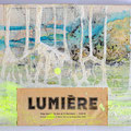 Lumière / 2013 / 24x18 cm mixed media on canvas * S O L D
