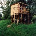 Kletterhaus - Mutprobe hoch hinaus
