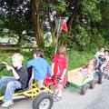 Fahrzeuge - Rasante Fahrt!