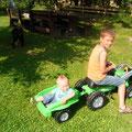 Transportunternehmen für die Kleinen