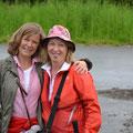 Christiane und Annemarie haben es auch geschafft ...
