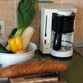 Landhaus Andrea – Ferienwohnung 05 – Küche