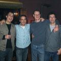 Gregor, Alf, Marc & Klaus
