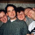 Thomas, Alf, Marc und Michel 2000