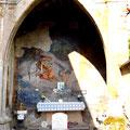 San Rocco - la Chiesa (l'altare esterno)