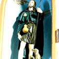 San Rocco - la Chiesa (la statua di San Rocco)